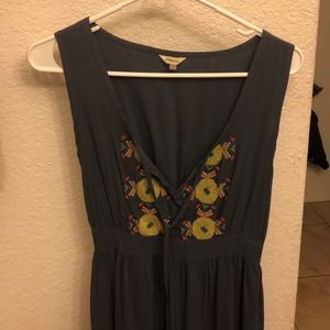 BRAND NEW FOSSIL BOHO DRESS